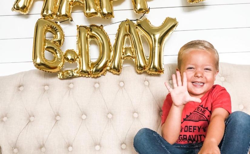 Birthday at DefyGravity